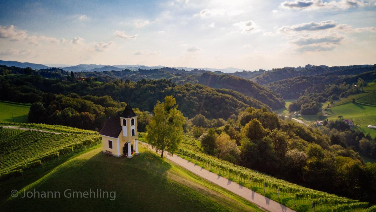 Hochzeitskapelle in der Südsteiermark