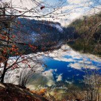 ein Hauch von Winter am Hechtsee